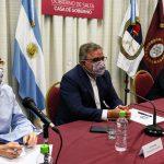 El Ministerio del Interior participó de una nueva reunión de la Mesa del Litio